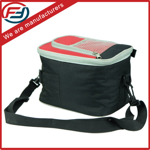 2016 new design insulated cooler aluminum bag for food