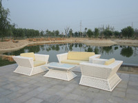 New style garden wicker furniture for outdoor