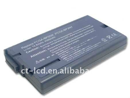 wholesale li-ion laptop battery for Sony BP2NX