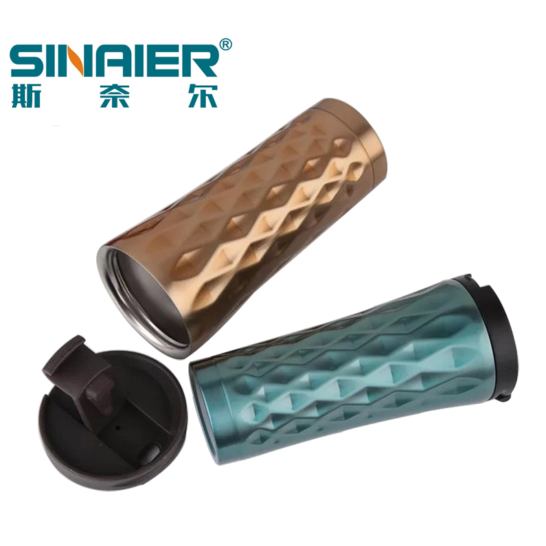 Blank drinking water cup stainless steel tumbler wholesale