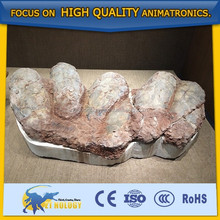 Cetnology Museum Quality Original Size Artificial Dinosaur Fossils Eggs for Sale