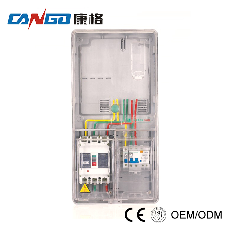 New Product ip54 three phase electric meter box