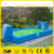Giant Cheap Inflatable Football Play Field/ Soccer Soap Field