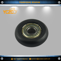polyurethane pulley wheel for hanging door