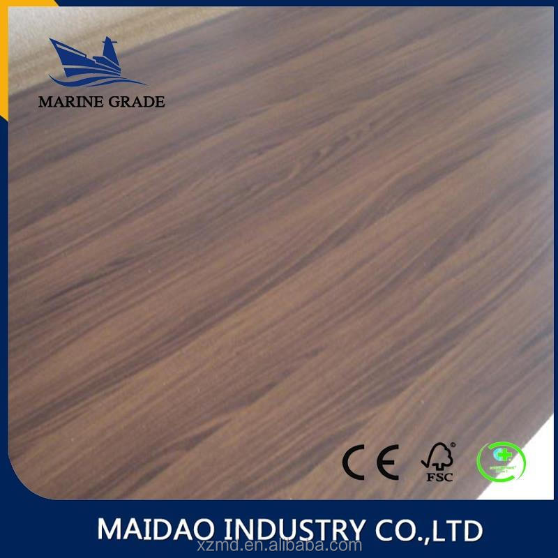 New products 2017 innovative product easy cleaning melamine mdf board china supplier
