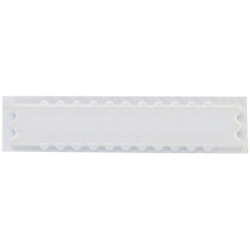 Genuine ZLAPXS1 Plain White Sheet 58KHz AM DR Label for Supermarket EAS Anti-theft System