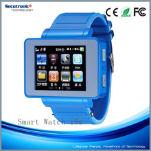 Z2 Android Video Chat Watch Phone Stylus with Big Sreen and SIM Card Sleep Monitor 2016