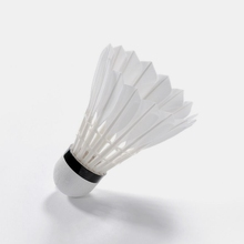 mid-level training duck feather badminton shuttlecock