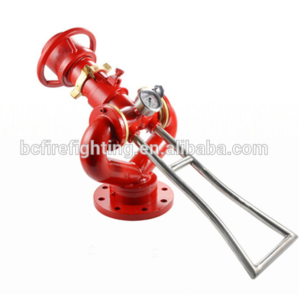 Fire water cannon multi fuction jet and spray nozzle buy