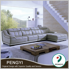 Top Grain Italy Modern Leather sofa, reasonable price leather sofa on sale, lifestyle sofa design py091