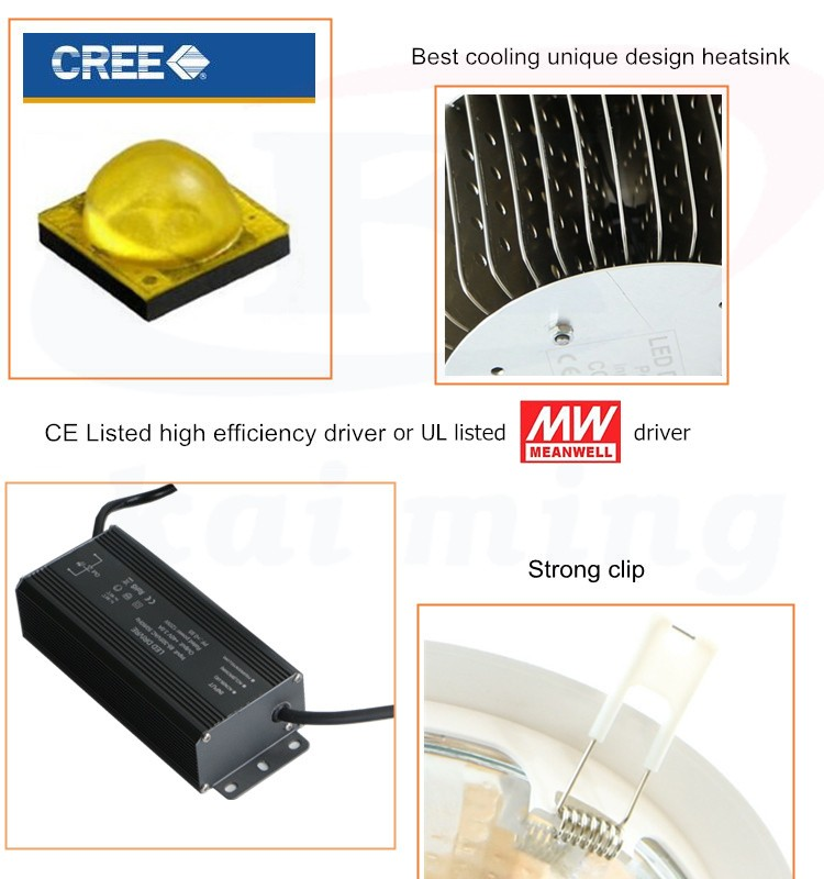 led downlight housing
