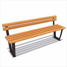 China Factory Outlet Public Outdoor Seatings Outdoor Chair HLB-7115B