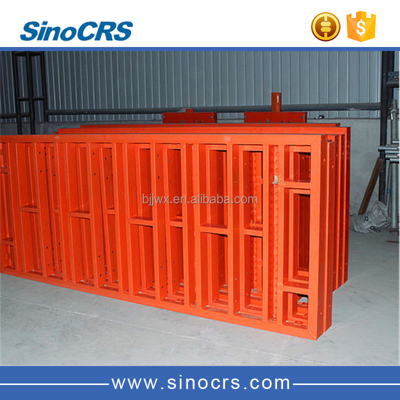 Formwork Adjustable Column Clamp, Circular Formwork