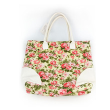 2016 cotton women bags nice fashinal new handbags made in China