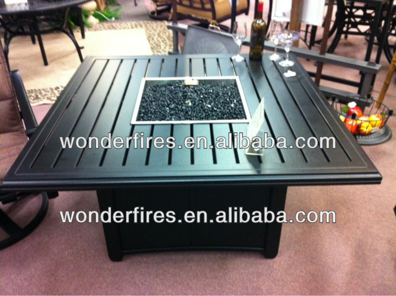 outdoor gas firepit table/fireplace/firepit pan/indoor fireplace