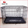 "BAIYI Brand 24"", 30"", 36"", 42"", 48"" Pet Dog Kennel Cage For Sale Cheap Factory Direct"