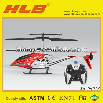 good sales 2ch die-cast rc helicopter craft model toy
