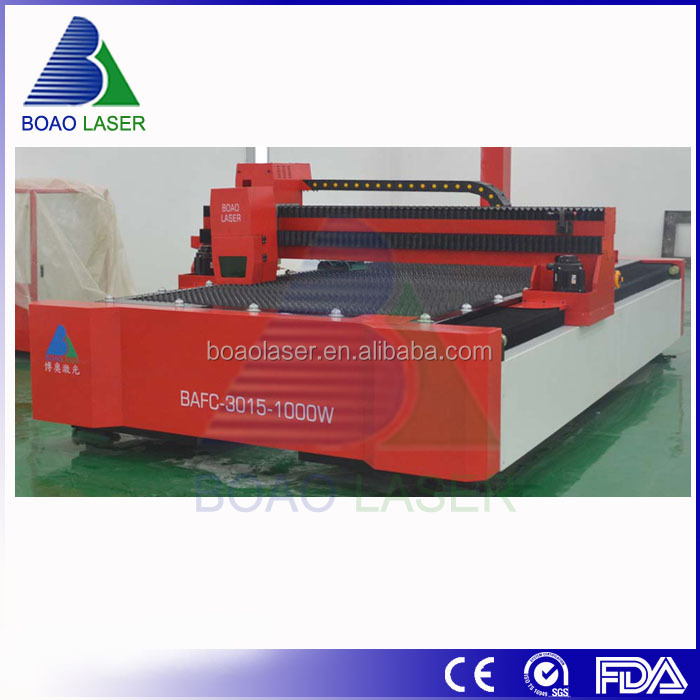 Stainless Steel laser Cutting Machines