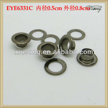 EYE6331 custom decorative metal grommet