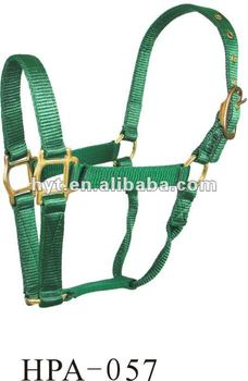Adjustable Nylon Horse Headcollar/halter