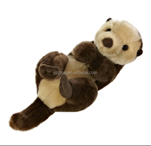 plush sea otter toys/World Miyoni Sea Otter Plush/sea animal plush toys