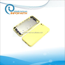 Wholesale for iphone 5 back glass , for iphone 5c back cover , for iphone 5C back housing