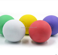 High quantity lacrosse massage ball rubber ball
