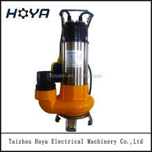 V1100F high flow rate centrifugal water pump sewage submersible water pump