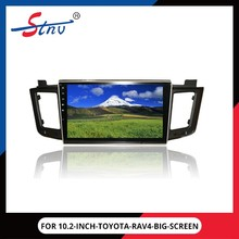 Big screen android car multimedia system for TOYOTA RAV4 gps navigation