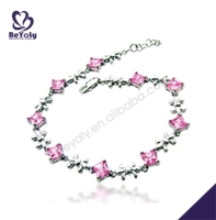 Fashion 925 sterling silver bracelet charms jewelry 2013 fashion bracelet