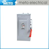 METO 30 amp general duty safety switch/electric power tool safety switches/power switch