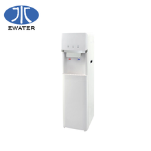 OEM floor standing hot cold water dispenser with compressor or electric cooling