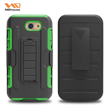 Factory new design case for galaxy j3 ruggedized case with stylus holder 2017,for galaxy j3 cover case