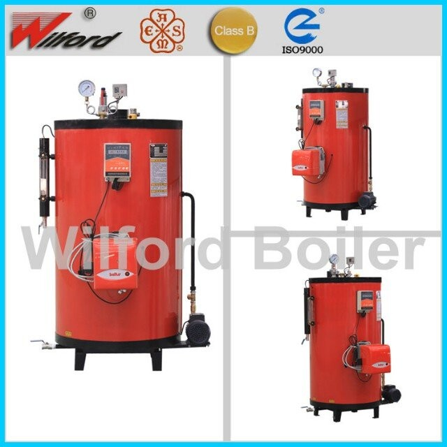 Diesel Oil Steam Boiler & LPG Gas Fired Boiler