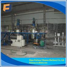 Semi-automatic Electrostatic Powder Coating Production Line for paint