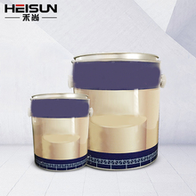 transport packaging barrels 0.8L/3L the round tin bucket empty barrel Metal drum for decoration painting/oil