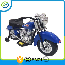 Battery operated toy kids harley motorcycle style