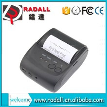 5802LD 58mm HOT- selling 58 MM Portablle Android Bluetooth Thermal Printer Receipt Printer for mobile