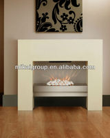 freestanding wood electric fireplace