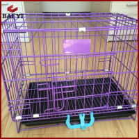 Large Heavy Duty Wire Panel Pet Dog Cage Crate