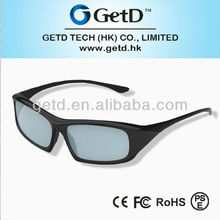 Water proof,multi use Universal 3D Polarized Viewer for 3D movies