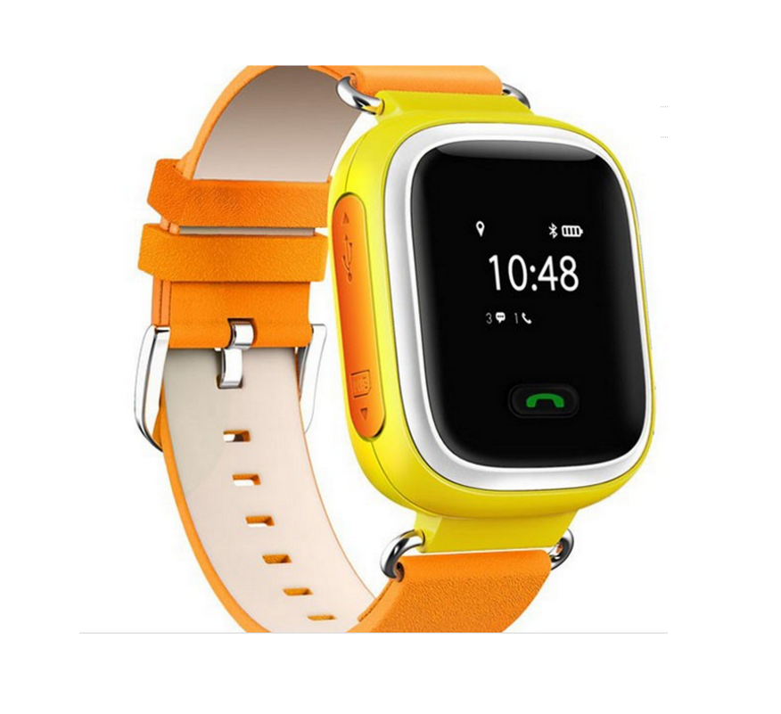 Q90 GPS Tracker Smart Watch for kids SOS Call Anti Lost reminder fitness wearable devices baby gift for android phone