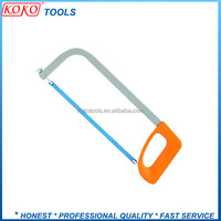 Plastic handle 300mm square steel frame HACKSAW