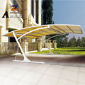 hot sell high quality modern design one car steel carport