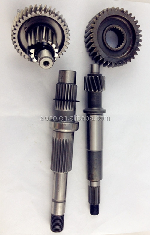 4PCS CH250 CF250 gear set for atv water cooled engine scooter go kart dirt bike