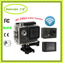 NEW DESIGN WIFI 4K ACTION CAMERA hd sports camera 1080 120 fps wifi 4k ACTION VIDEO Camera
