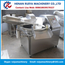 ZB-80 Meat Bowl Cutter/High Speed Cutting and Mixing Machine for Meat Processing Series