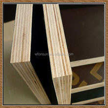 best selling good quality aluminium film faced plywood from China factory