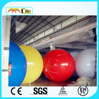 CILE 2015 Newest customized colorful printing Inflatable ball model (Advertising,Promotions,Simulator,Event)