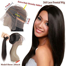 Body Wave hair Wholesale Vietnam Large Cap Lacefront Wig Human Hair